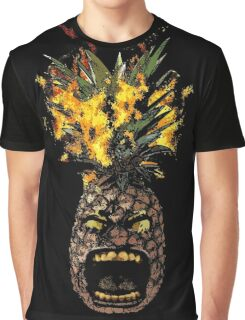 Molotov Pineapple Graphic T-Shirt