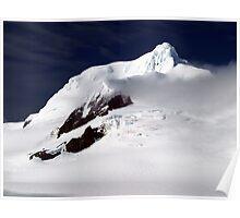 Half Moon Island , Antarctica Poster