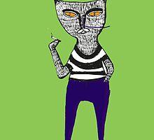 Cool Cat by Tara Lea