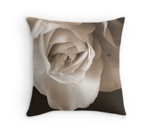 Quietly contemplative Throw Pillow