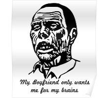 Zombie Boyfriend Poster