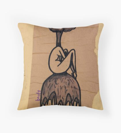 Erskineville (May 2012) Throw Pillow