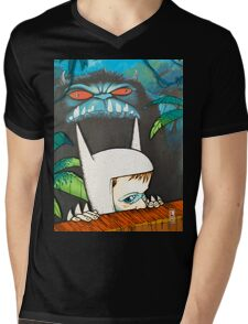 Max and His Wolf Suit Mens V-Neck T-Shirt