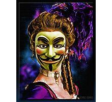 Don Juans Masquerade Ball Photographic Print