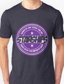 Nicki Minaj - Starships Old School Sticker T-Shirt