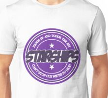 Nicki Minaj - Starships Old School Sticker Unisex T-Shirt