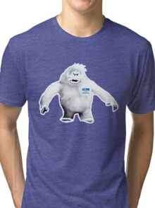 Hello, My Name is Bumble Tri-blend T-Shirt