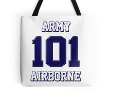 Army 101 Airborne Tote Bag
