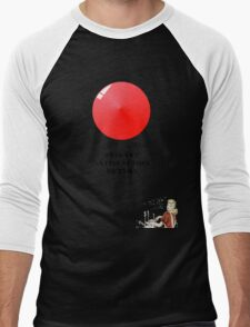 THE P.CHENG INSTANT SATISFACTION BUTTON Men's Baseball ¾ T-Shirt