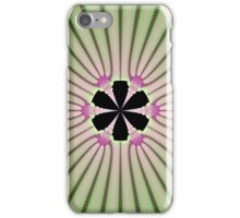 Flower Wheel iPhone Case/Skin