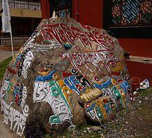 Mani Stone by Richard  Stanley
