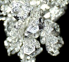 Pure Silver As Crystal by Stephanie Bateman-Graham