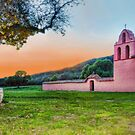 La Purisma Mission by Kimberly Kay Spies