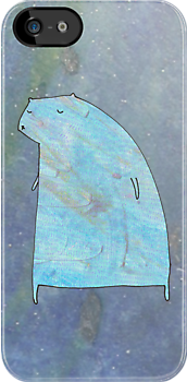 a bear by Cat Bruce