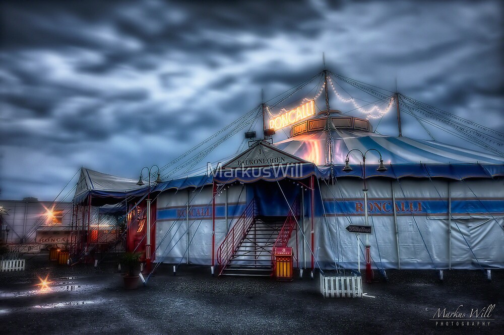 Circus Roncalli - Aftershow by MarkusWill