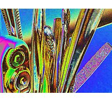 abstract in the kitchen Photographic Print