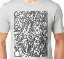 freestyle ink drawing 002 Unisex T-Shirt
