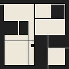 De Stijl / Bauhaus series 1 by Jamie Harrington