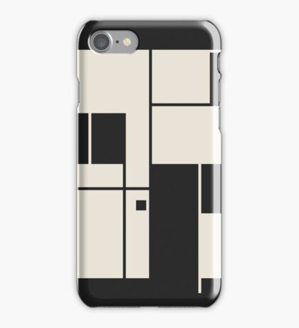 De Stijl / Bauhaus series 1 iPhone Case/Skin