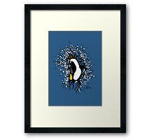 The Penguin's Child Framed Print