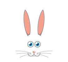 Rabbit iPhone case by Mark Walker