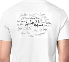 Sherlock Signature Series - Everybody! Unisex T-Shirt