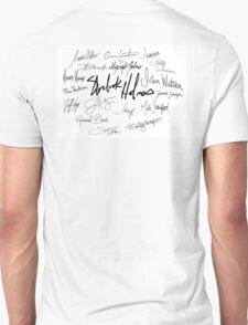 Sherlock Signature Series - Everybody! T-Shirt