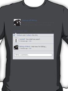 Moria Mobile T-Shirt
