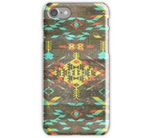 Warm Aztec  iPhone Case/Skin