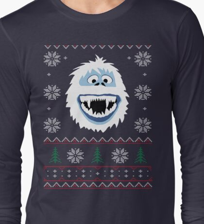 Bumble's Ugly Sweater Long Sleeve T-Shirt