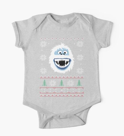 Bumble's Ugly Sweater One Piece - Short Sleeve