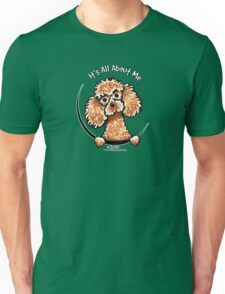 Apricot Toy Poodle :: Its All About Me Unisex T-Shirt