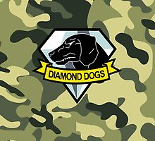 Diamond Dogs by TheMouz