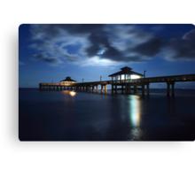 FMB Pier Canvas Print