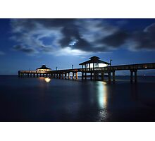 FMB Pier Photographic Print