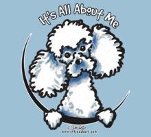 White Toy Poodle :: Its All About Me Kids Clothes