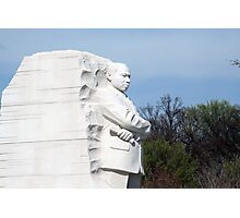 Martin Luther King, Jr. Memorial Photographic Print