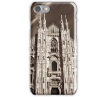 supreme gothic cathedral iPhone Case/Skin