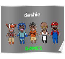 DashieGames/DashieXP Poster