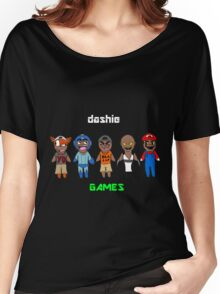 DashieGames/DashieXP Women's Relaxed Fit T-Shirt