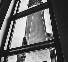 Freedom Tower by junepenn