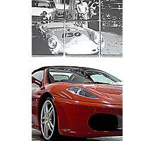 Ferrari 360 Spider Photographic Print