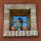 Brick Window #3 by Lee d'Entremont