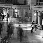 The Ghosts of Grand Central by Dana Horne