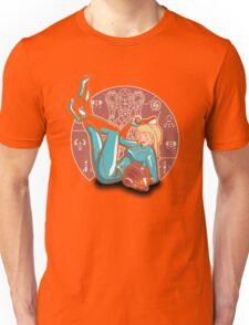 Power-up Pin-up- Metroid Shirt Unisex T-Shirt