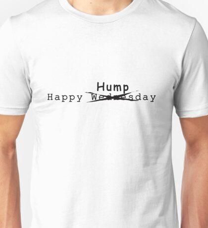 Happy Humpday Unisex T-Shirt