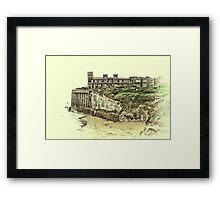 Kingsgate Castle Framed Print