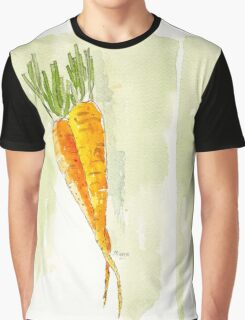 Crunchy orange powerfood Graphic T-Shirt