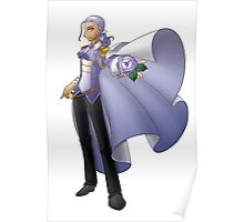 Yolanda, Purple Duelist Poster