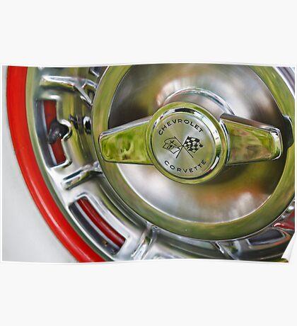 1959 Corvette  Poster